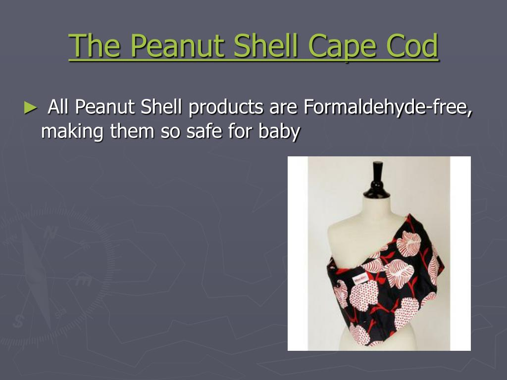 The Peanut Shell Cape Cod