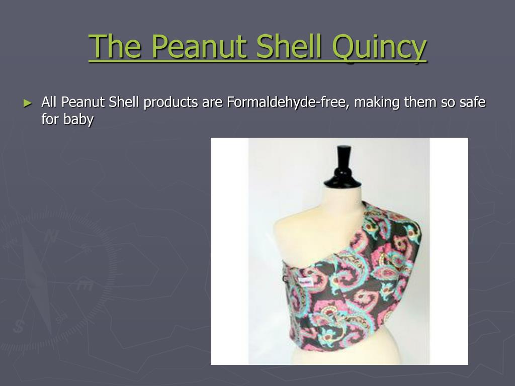 The Peanut Shell Quincy