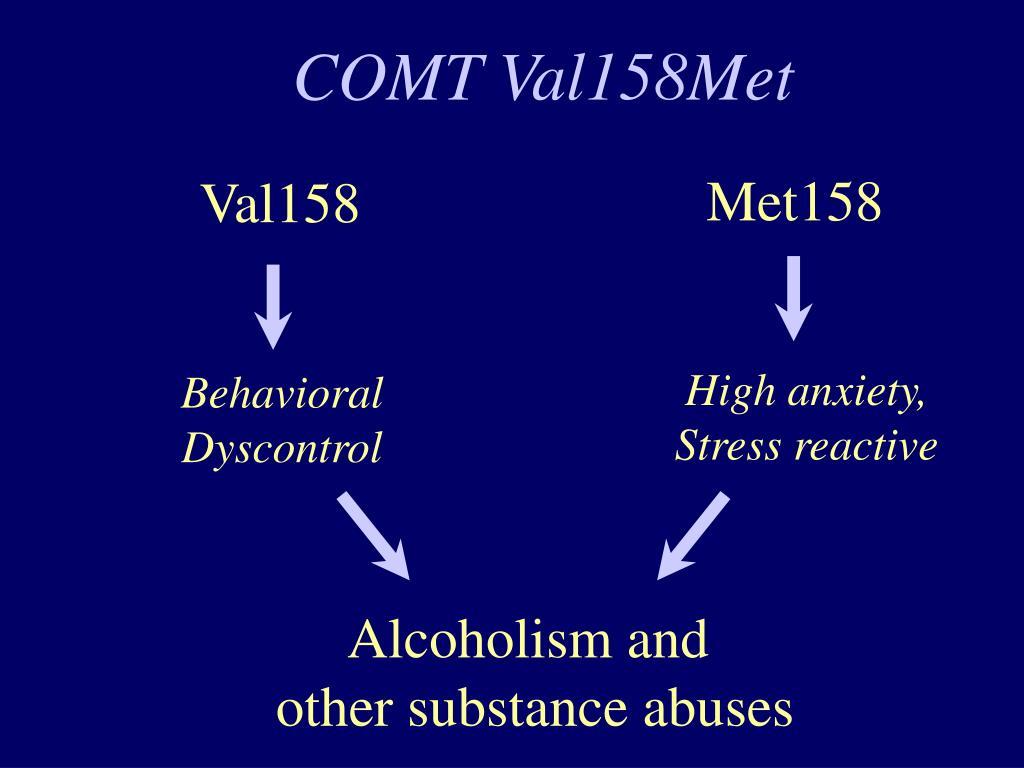 COMT Val158Met