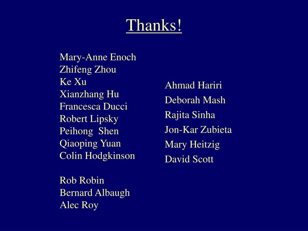 Mary-Anne Enoch