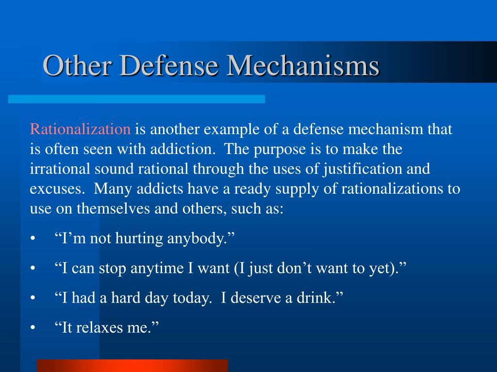 Other Defense Mechanisms