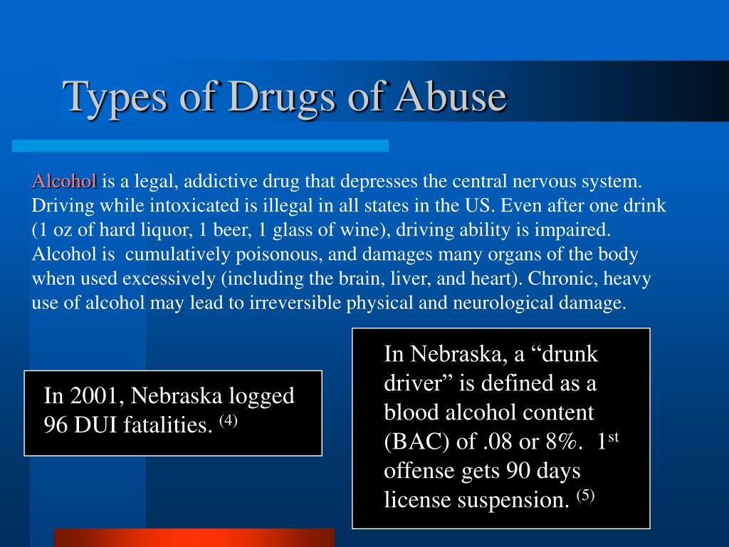 In 2001, Nebraska logged  96 DUI fatalities.