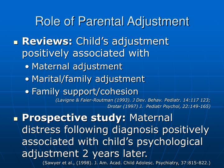 roles of parents