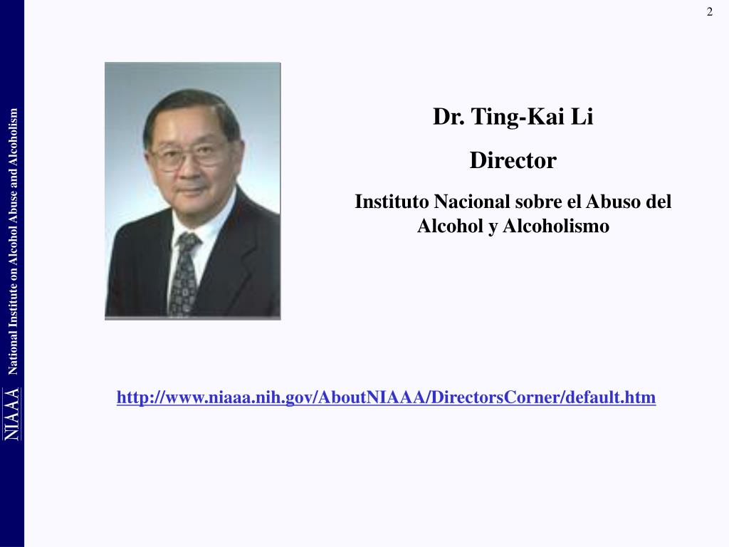Dr. Ting-Kai Li