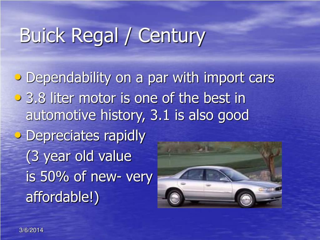 Buick Regal / Century