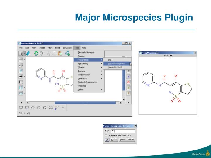 Major Microspecies Plugin