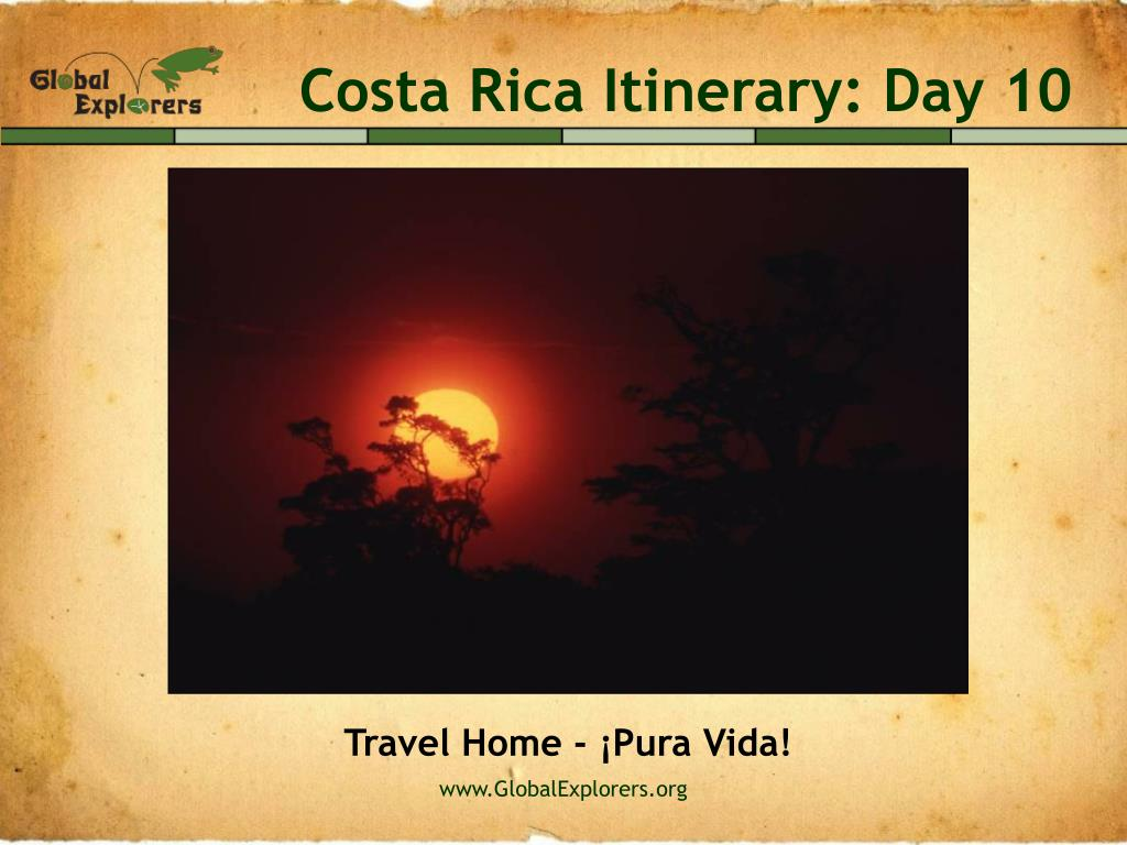 Costa Rica Itinerary: Day 10