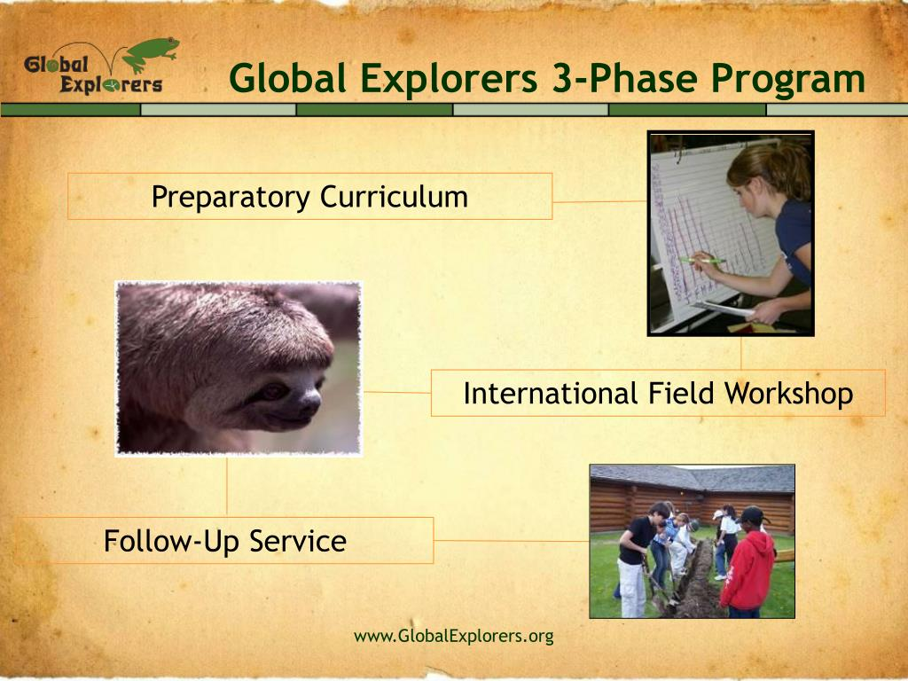 Preparatory Curriculum