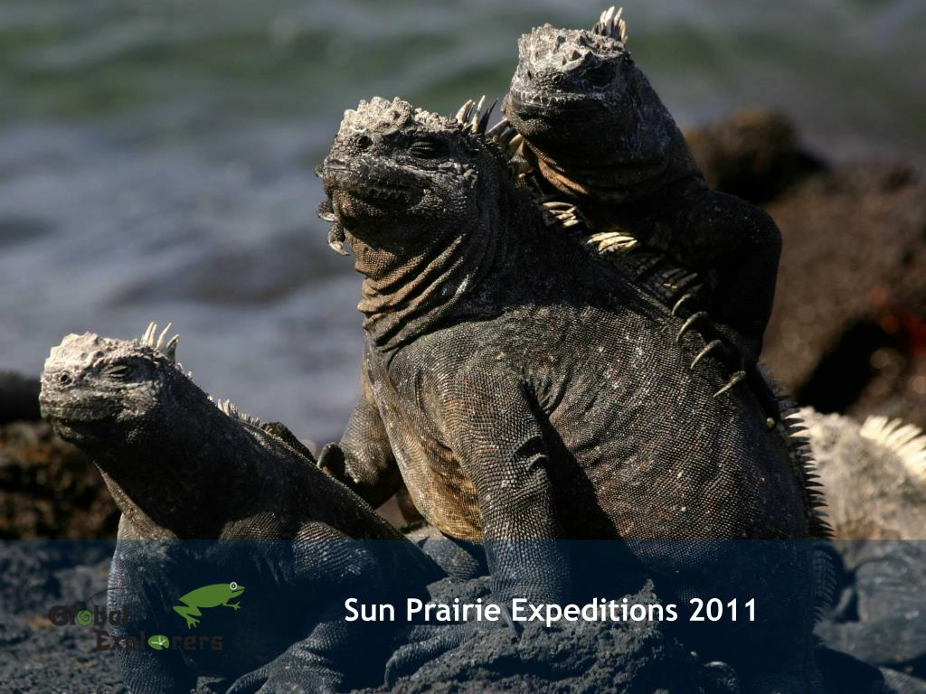 Sun Prairie Expeditions 2011