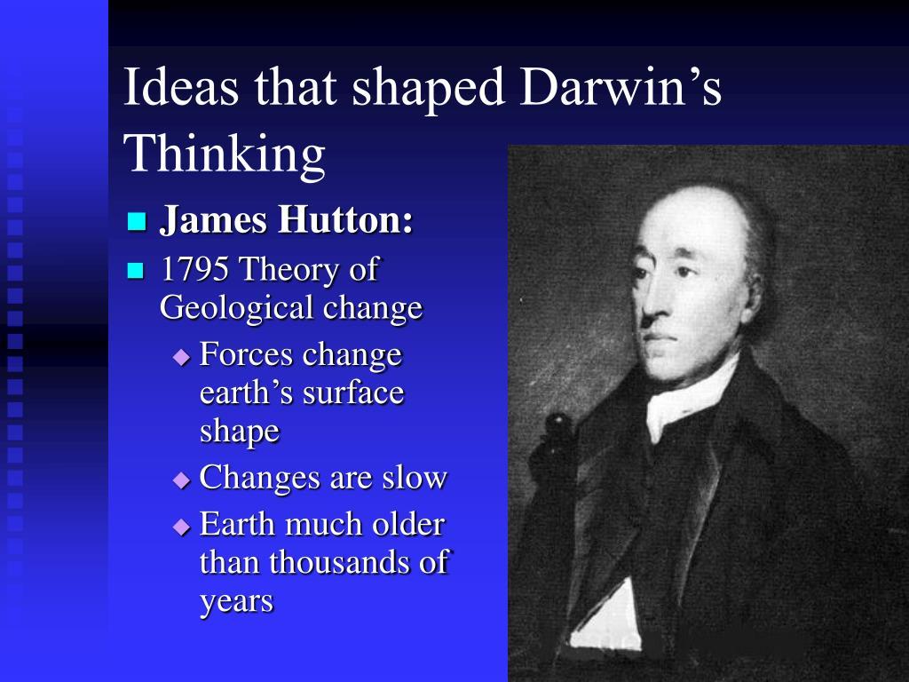 James Hutton: