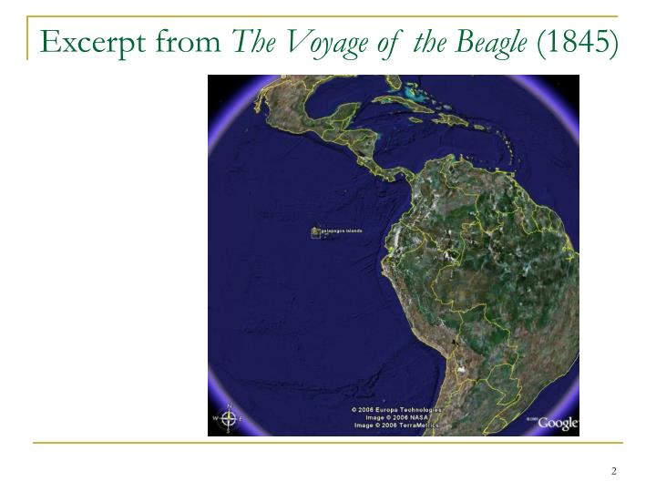 Excerpt from the voyage of the beagle 1845 l.jpg