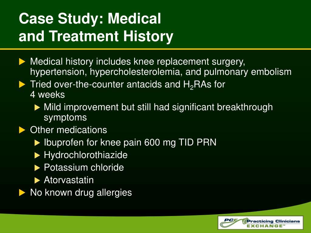 Case Study: Medical
