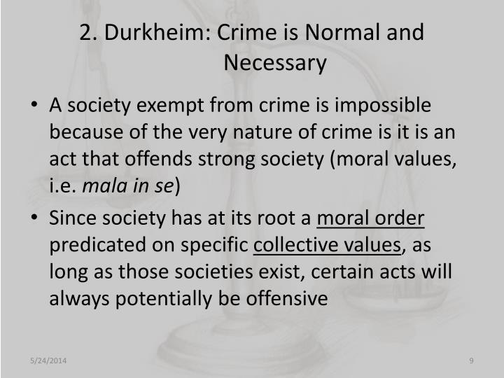 2. Durkheim