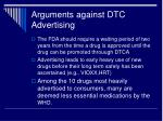 arguments against dtc advertising28