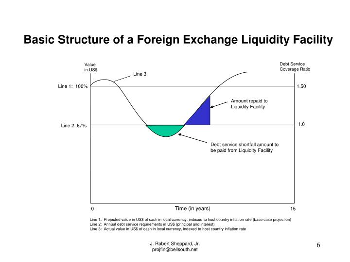 Basic Structure of a Foreign Exchange Liquidity Facility
