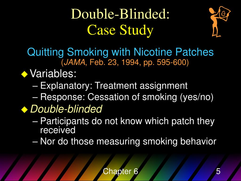Double-Blinded: