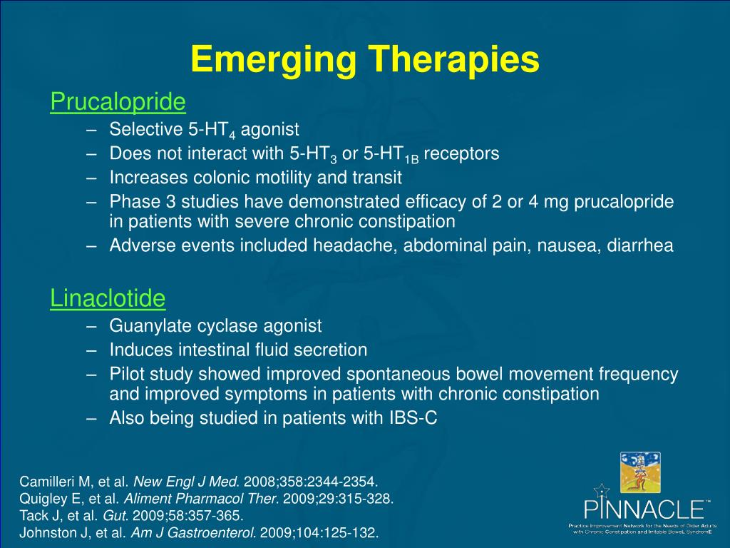 Emerging Therapies