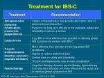 treatment for ibs c48