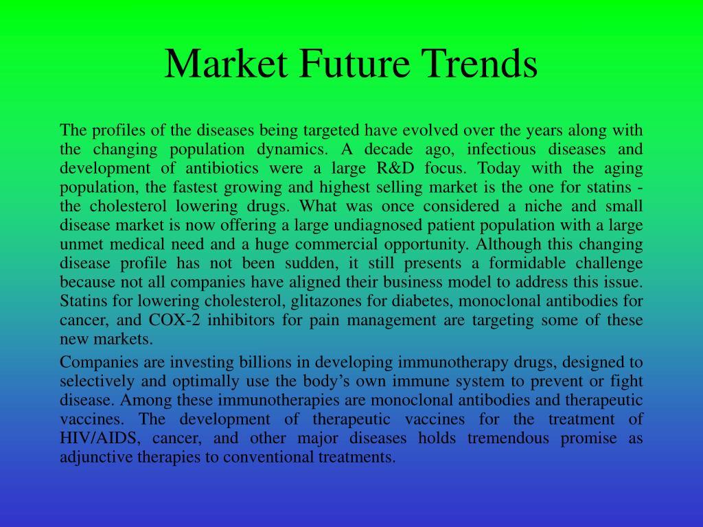 Market Future Trends