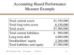 accounting based performance measure example4