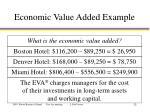 economic value added example6