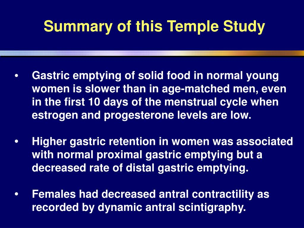 Summary of this Temple Study