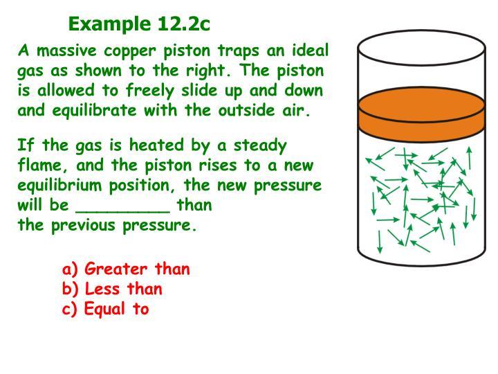 Example 12.2c