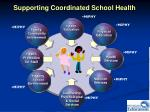 supporting coordinated school health