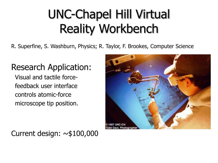 UNC-Chapel Hill Virtual