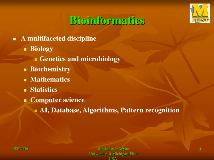 Bioinformatics1