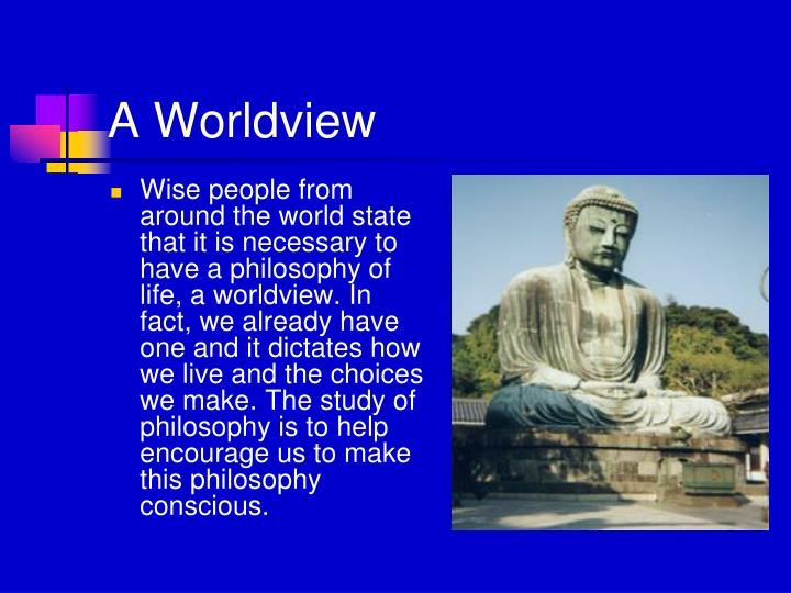A Worldview