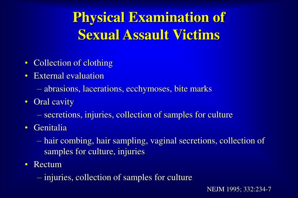Physical Examination of