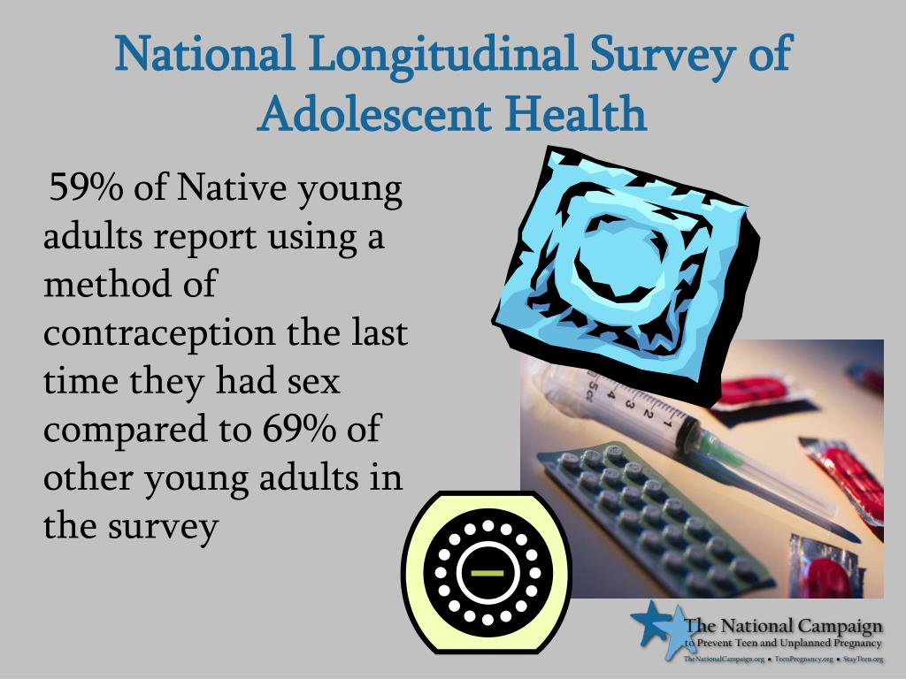 National Longitudinal Survey of Adolescent Health