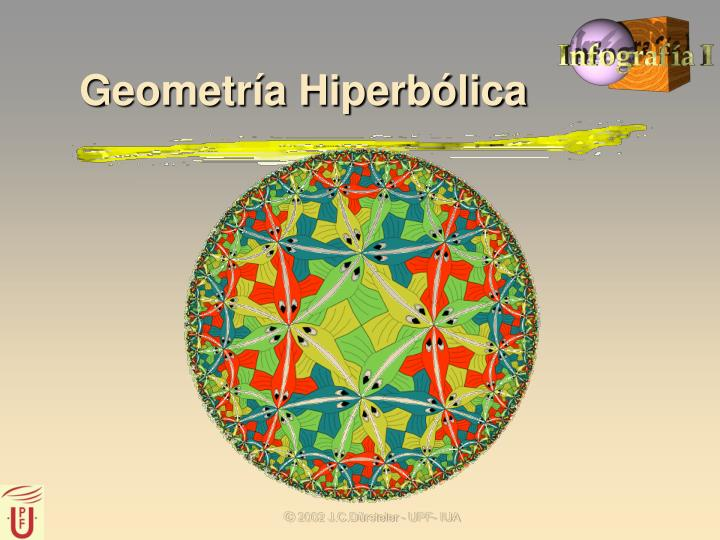Geometría Hiperbólica