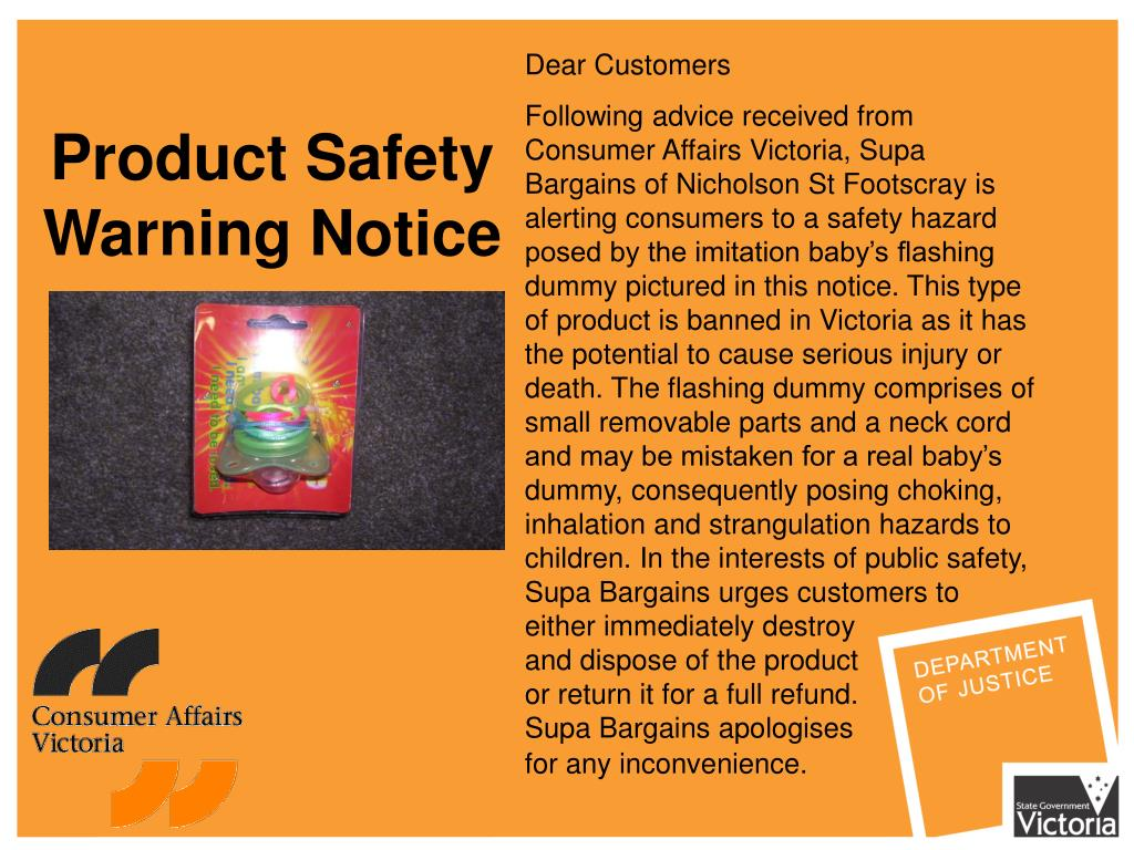 Dear Customers