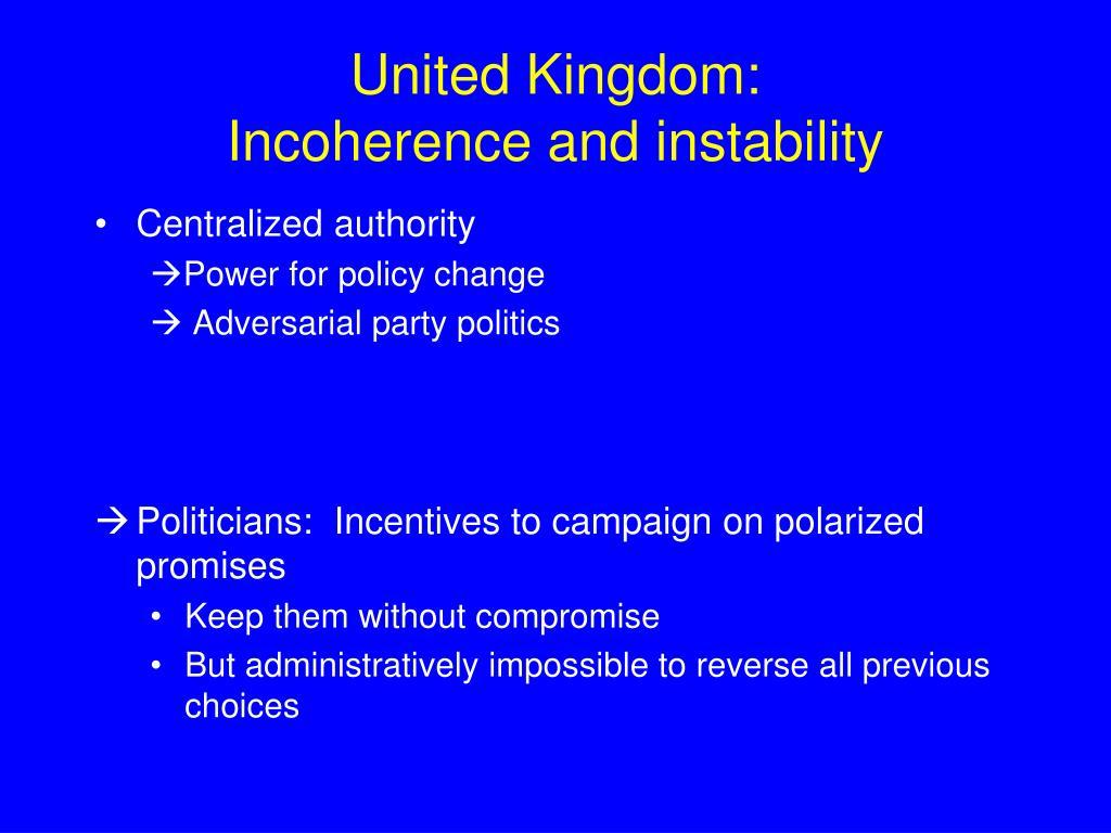 United Kingdom: