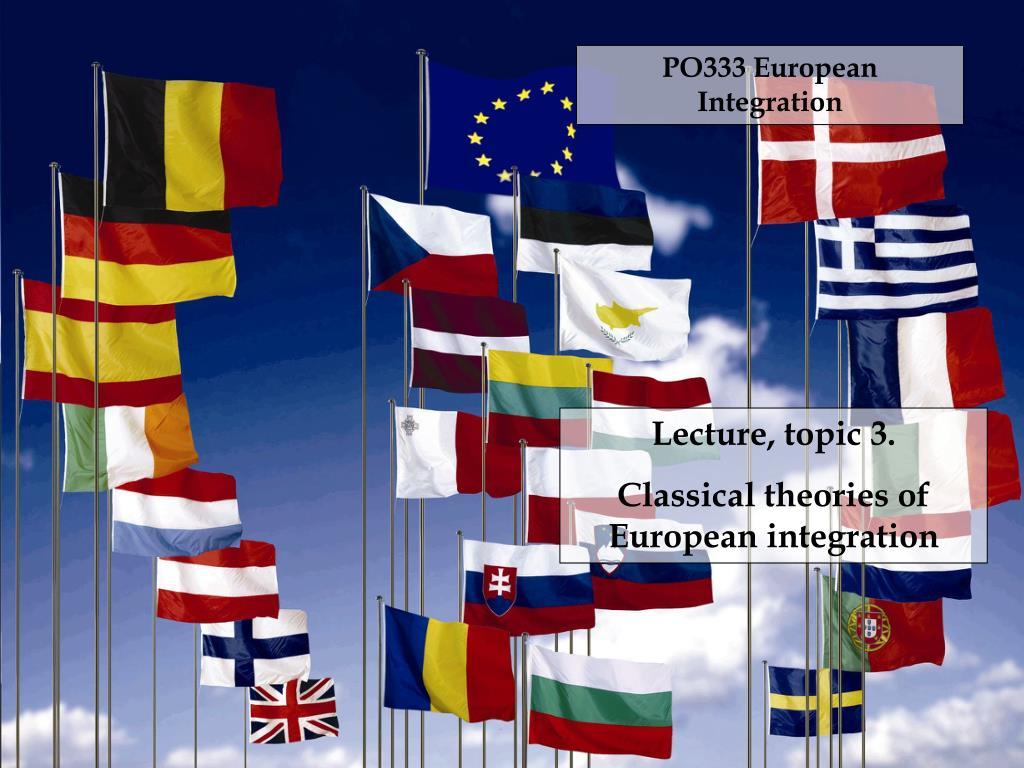 PO333 European Integration