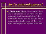 am i a trustworthy person74