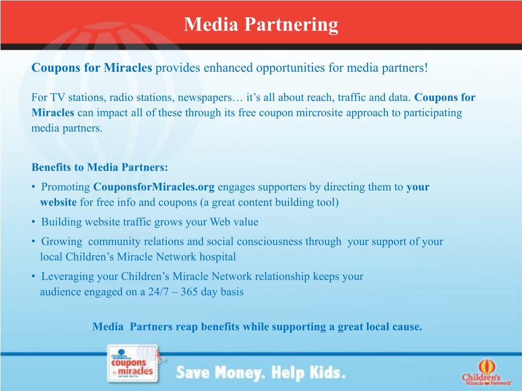 Media Partnering