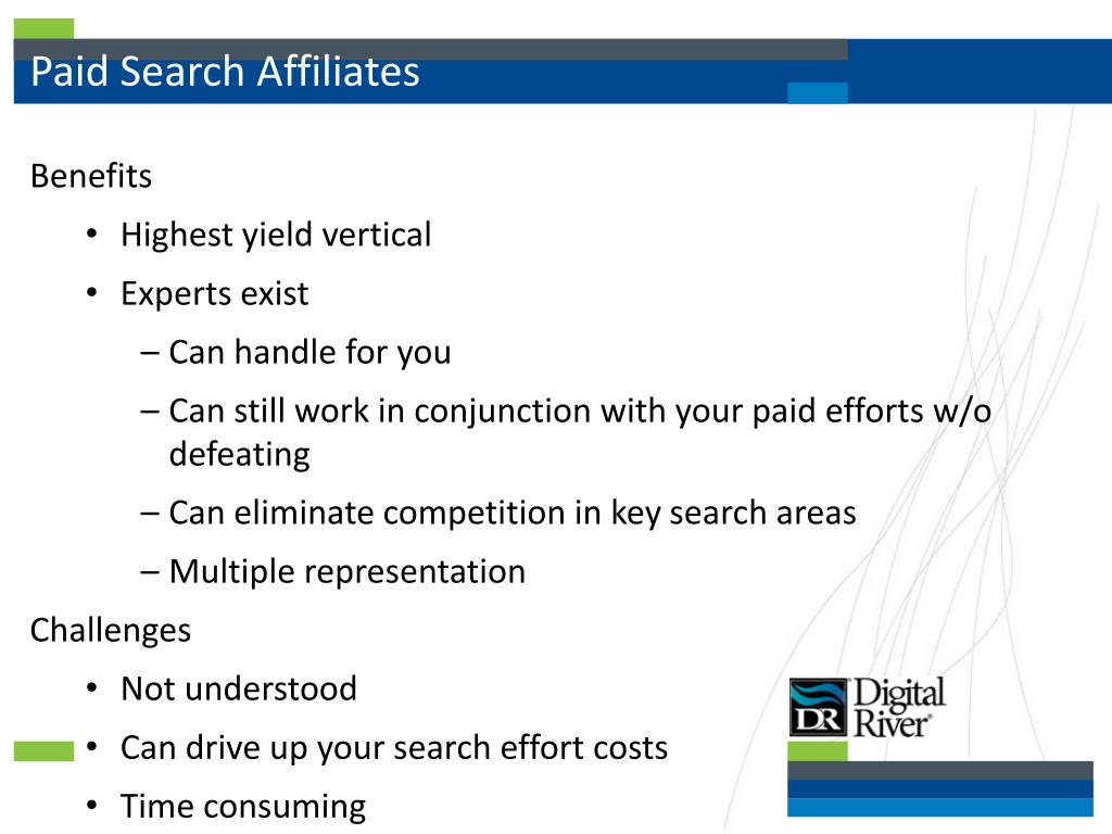 Paid Search Affiliates