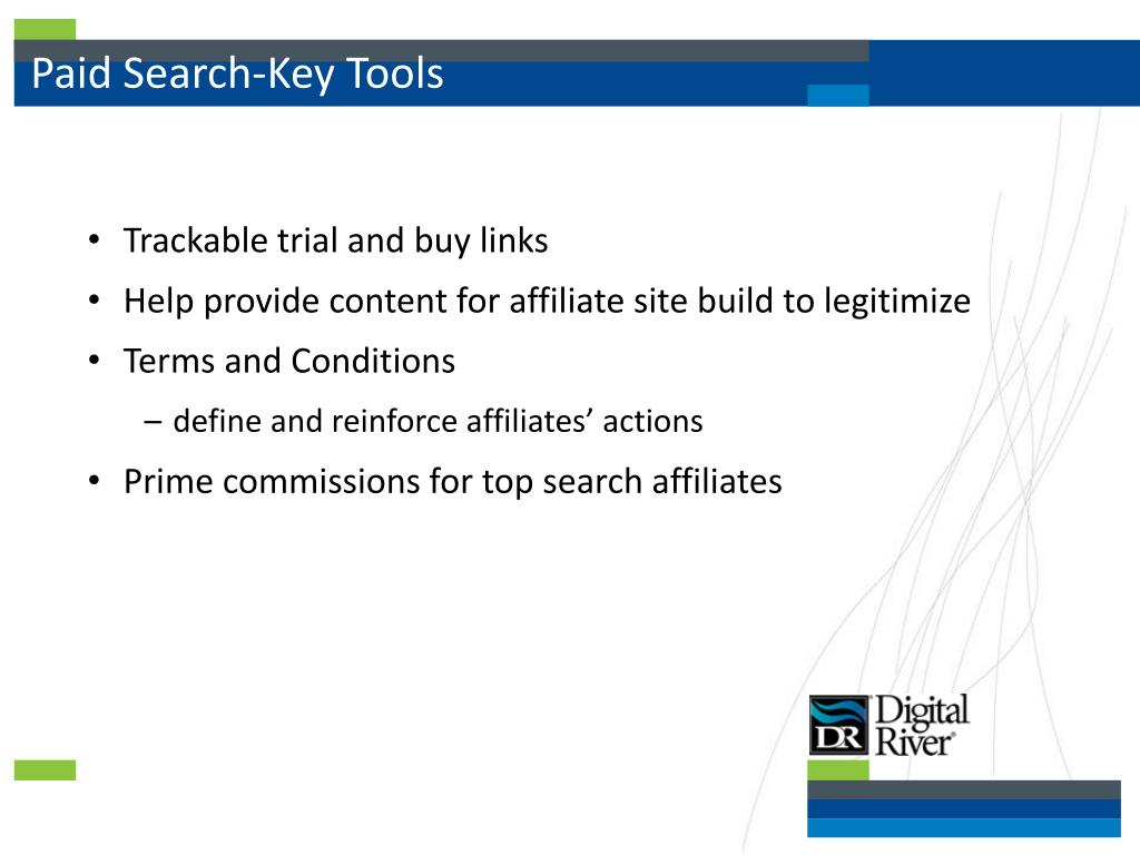 Paid Search-Key Tools