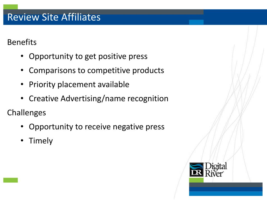 Review Site Affiliates