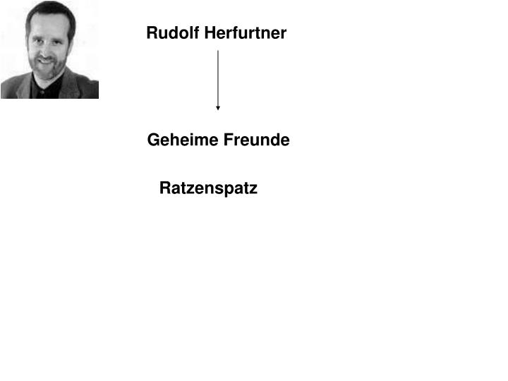 Rudolf Herfurtner