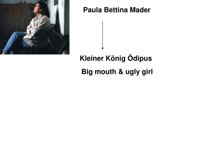 Paula Bettina Mader