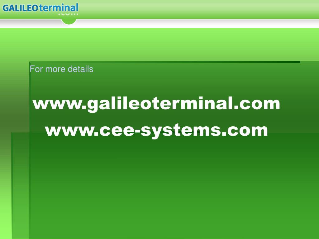www.galileoterminal.com