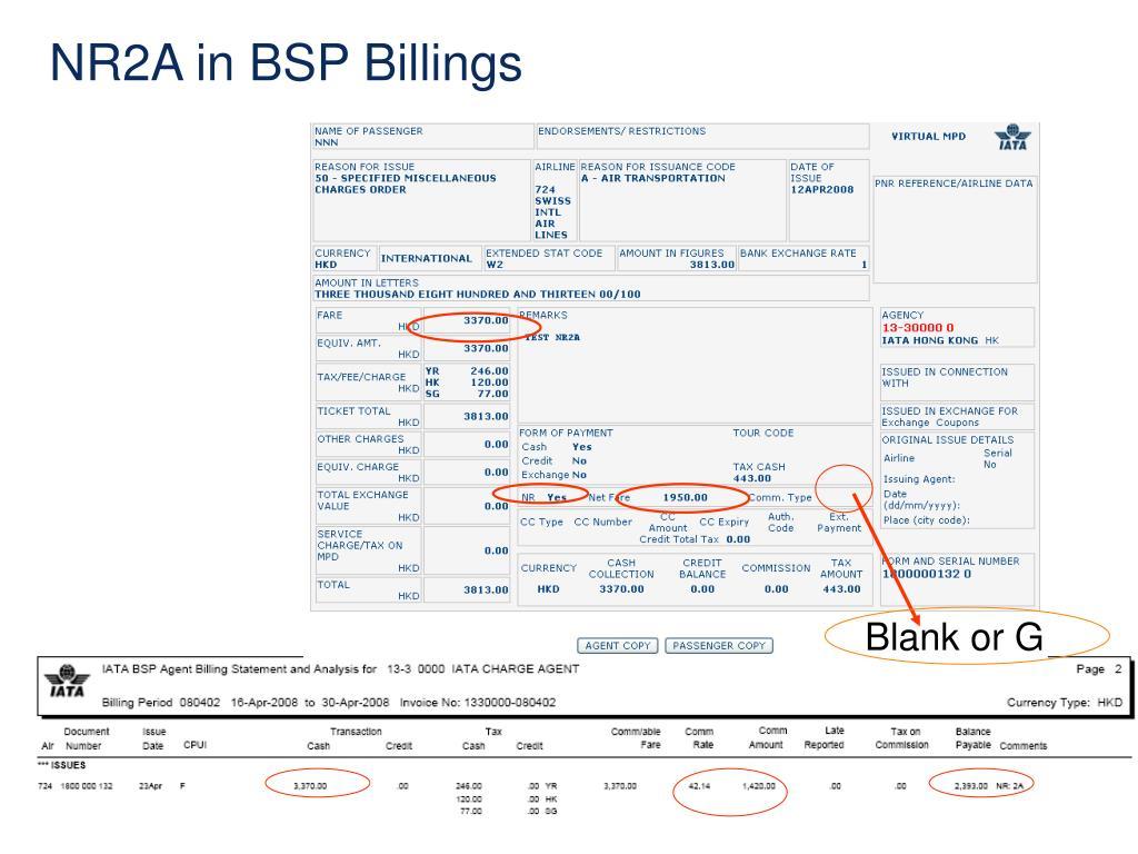 NR2A in BSP Billings