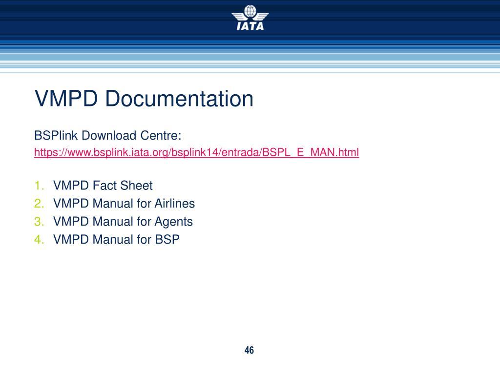 VMPD Documentation