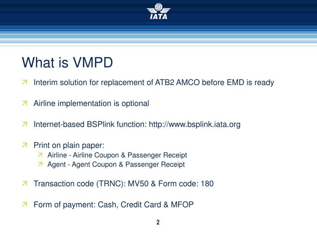 What is VMPD