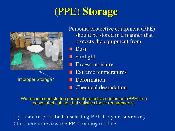 (PPE)