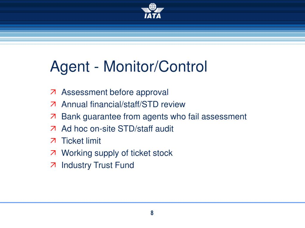Agent - Monitor/Control